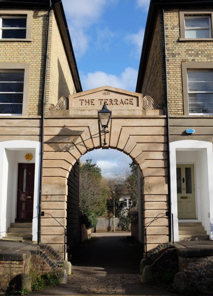 Park Town Arch
