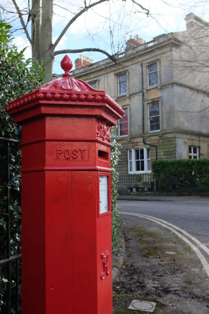 Penfold post box