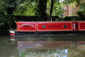 Baseplate - Canalboats