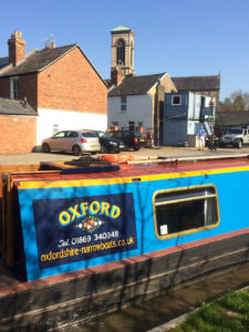 College Cruisers - Canalboats