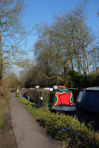Oxford Arm - Canalboats