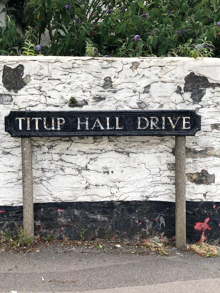 Titup Hall Drive