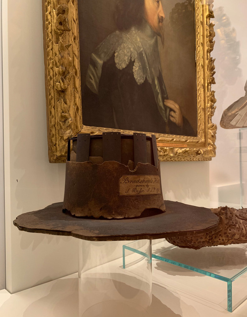 Judge Bradshaw's Hat