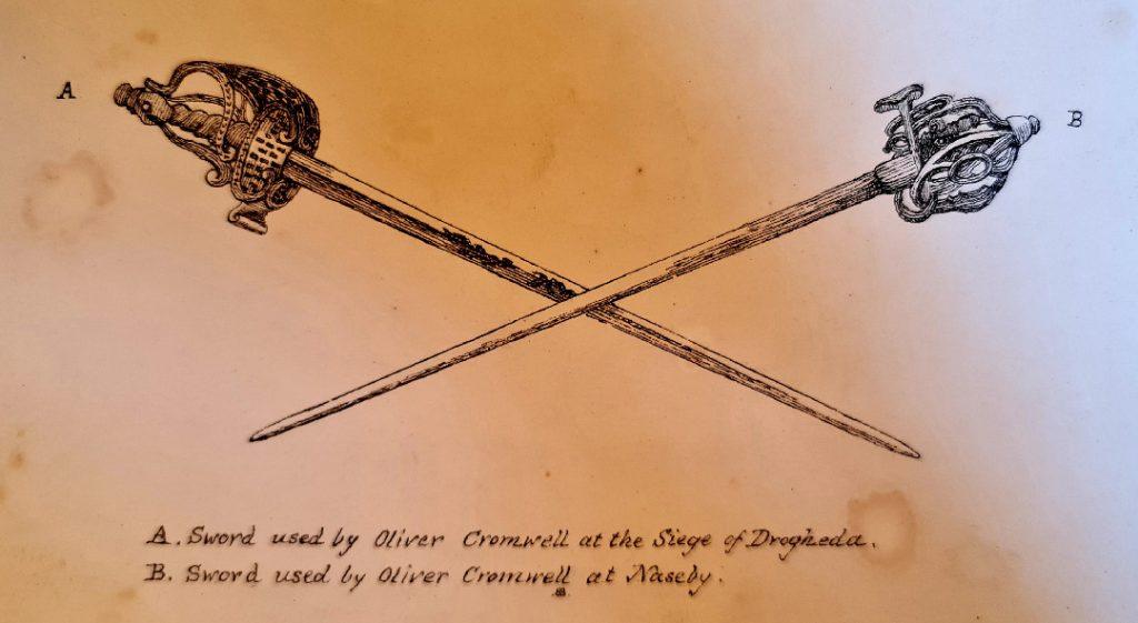 Drogheda Sword