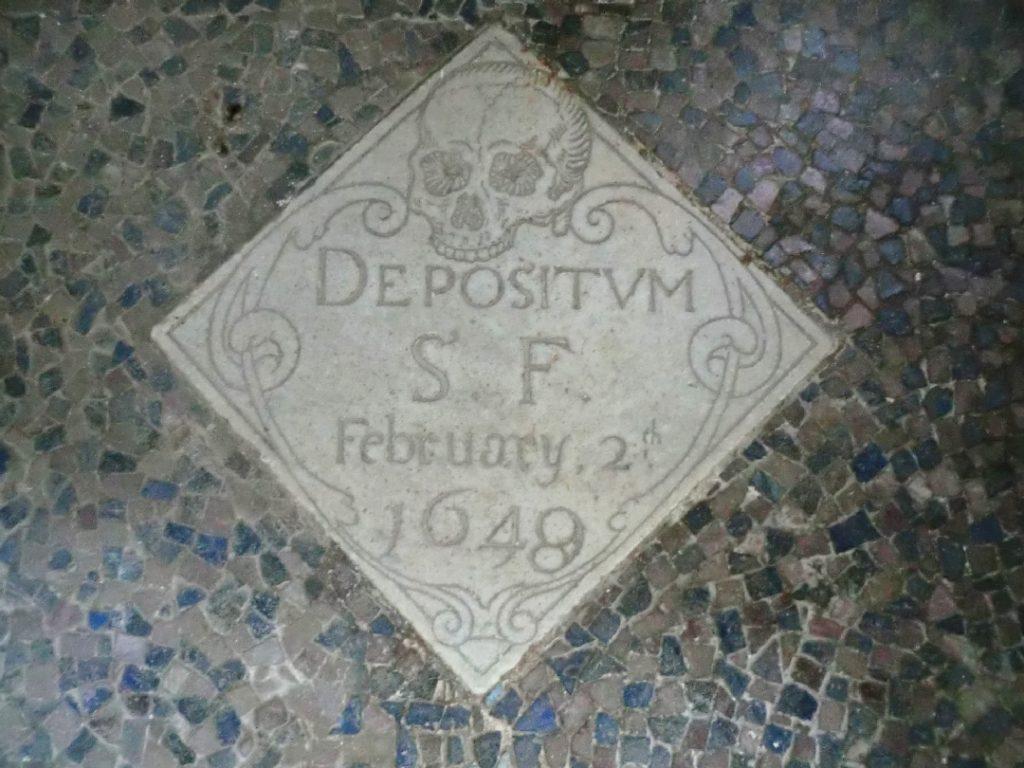 Samuel Fell's Tomb