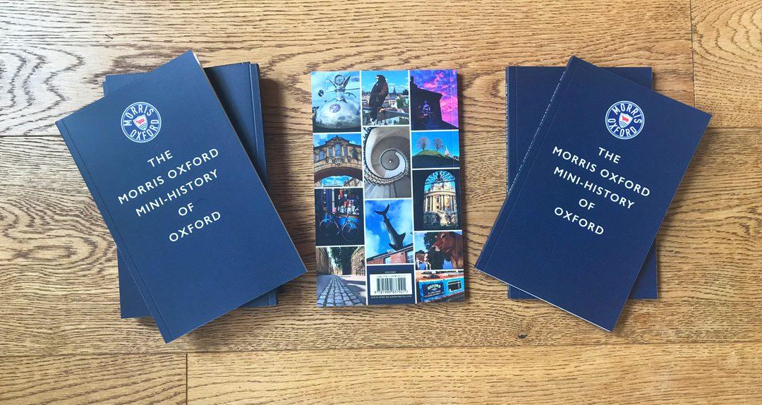 The Morris Oxford Mini History of Oxford