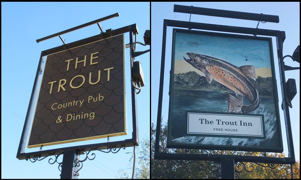 Pub Signs Collage